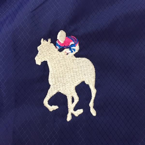 オリジナル刺繍事例