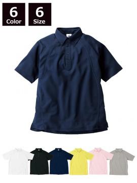 ボタンダウン ポロシャツ